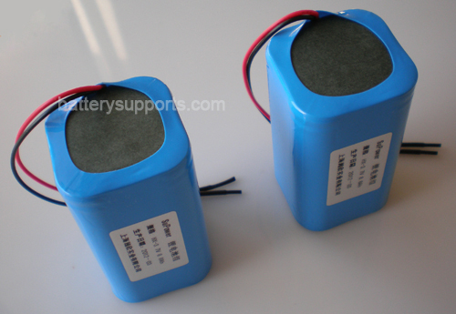 14.4V 14.8V 4* 18650 2600mAh 4S Lithium ion Li-ion Battery Brick
